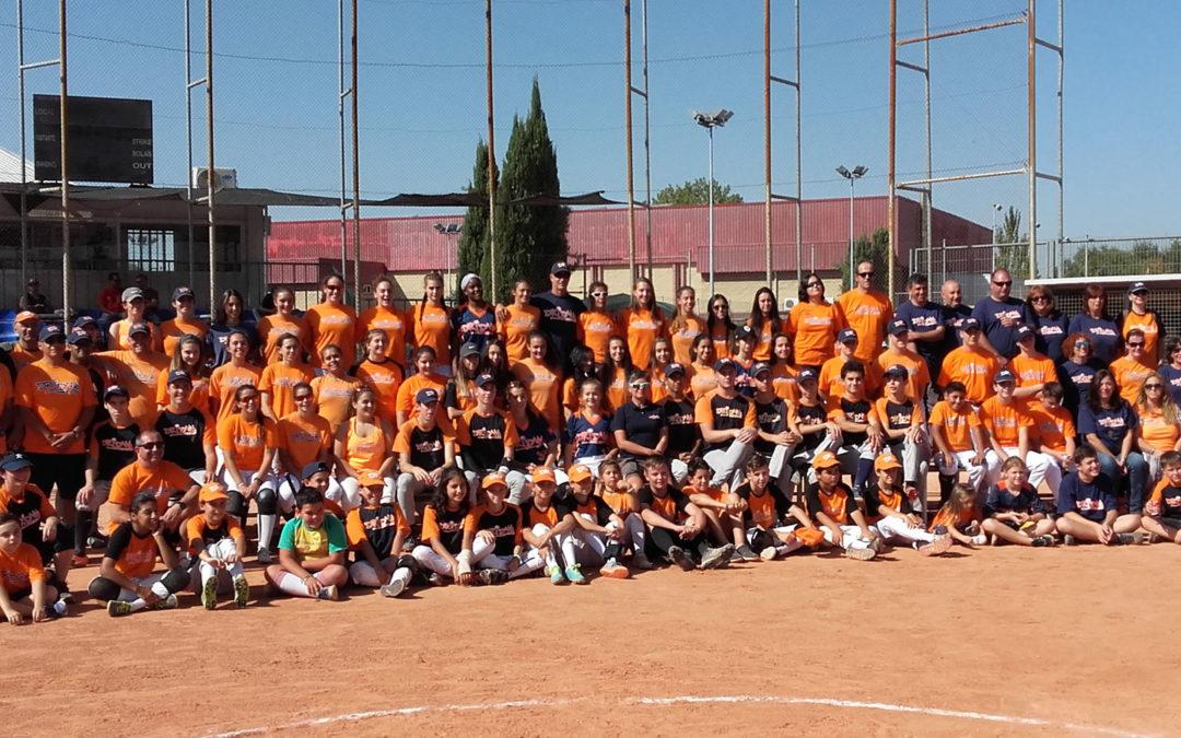 Gran éxito del Torneo Aniversario Dridma, 30 años jugando a sófbol