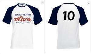 camisetaEscuelaJHierro