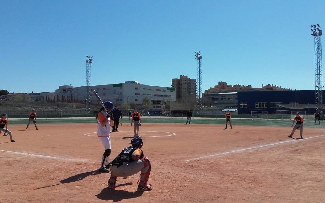 Se jugó la 7ª jornada de Liga Escolar de Sófbol en Rivas