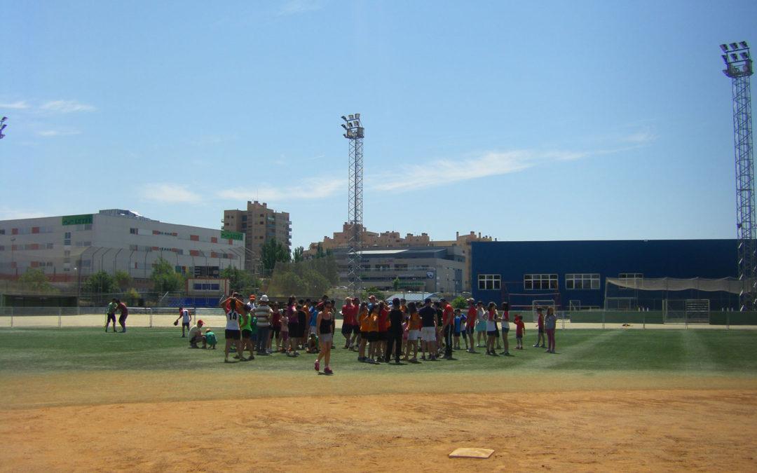 11 de junio: Clausura Juegos Escolares de Sófbol 2016