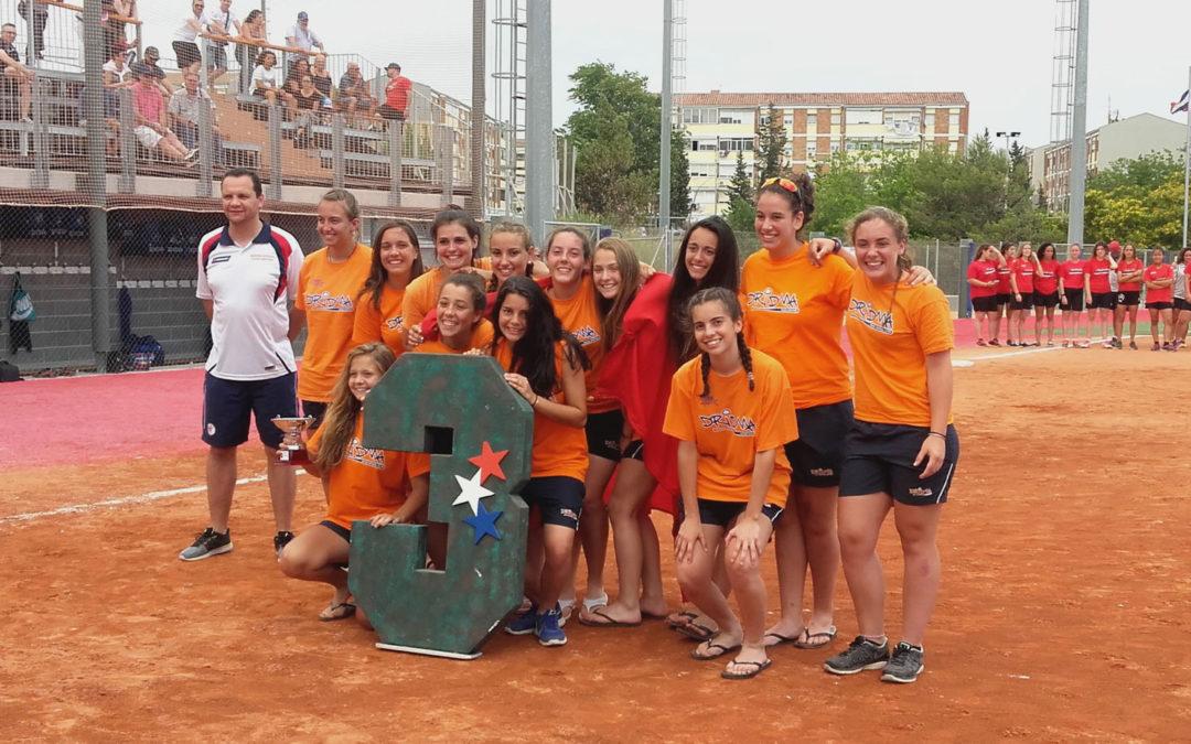 Campeonato de España Sófbol Femenino Sub19: del 27 al 30 de abril en Sant Boi y Viladecans (Cataluña)