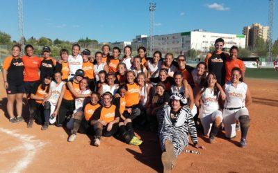 Dridma Navy Subcampeón de España Sófbol Femenino Sub16 y el Dridma Black bronce