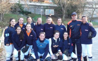 El equipo de sófbol sénior femenino Dridma Rivas campeón del Torneo Indoor Ciudad de San Sebastián 2016