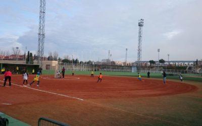 Comienza la Liga Escolar de Sófbol Infantil 2017