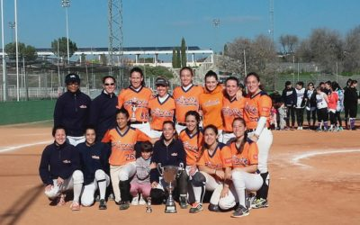 Dridma gana el II Torneo Internacional de Rivas de Sófbol Femenino 2017