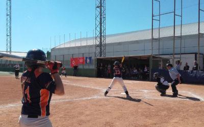 Dridma y CBS Rivas reparten puntos en la 1ª jornada de LNDH Sófbol Femenino