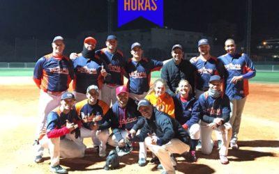 Dridma Adultos gana el 12 horas de sófbol