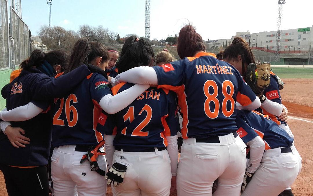 El equipo Dridma Femenino DH juega contra Sant Boi el domingo 15 de abril