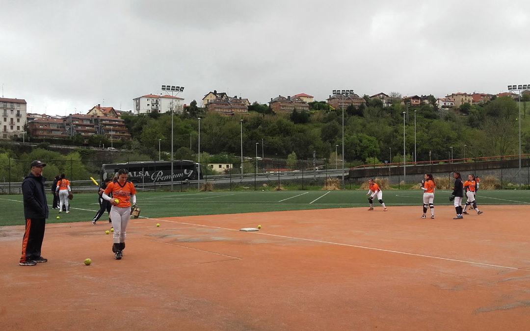Atlético San Sebastián se lleva los dos juegos en Donosti contra Dridma