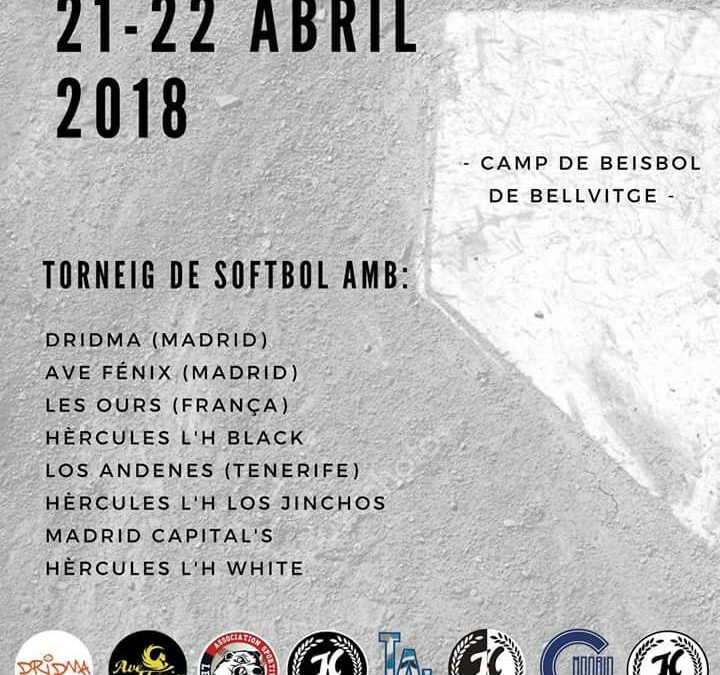 El equipo Dridma de Adultos participa en el Torneo L'Acollidora en Hospitalet (Barcelona)