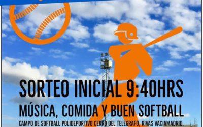 Dridma organiza el Trofeo San Juan 2018 de sófbol mixto adultos