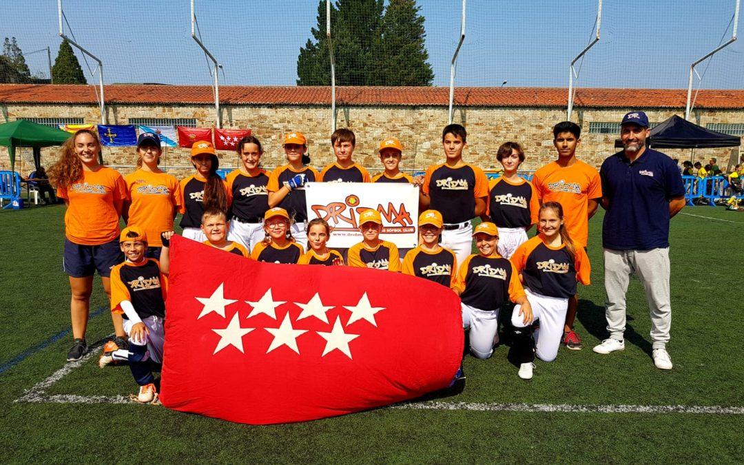 El equipo Infantil Dridma se clasifica en sexto puesto