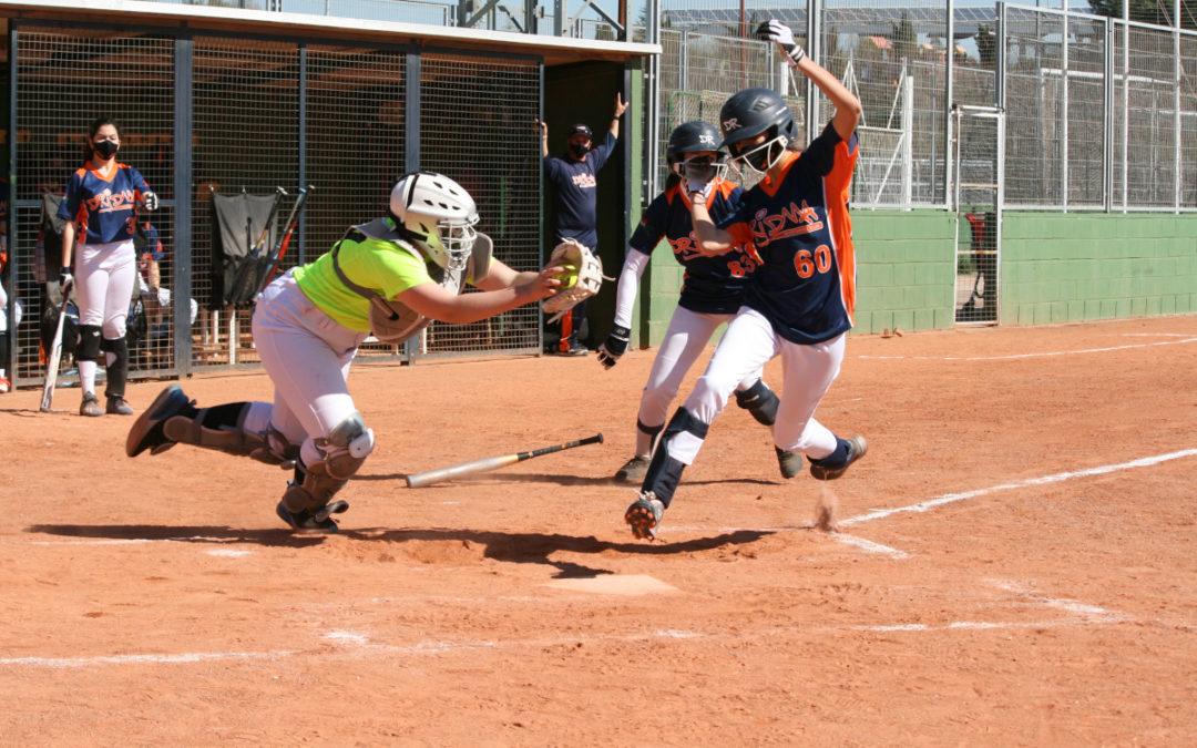 Arranca la Liga Madrileña de Sófbol Femenino Sub16 y Sub18