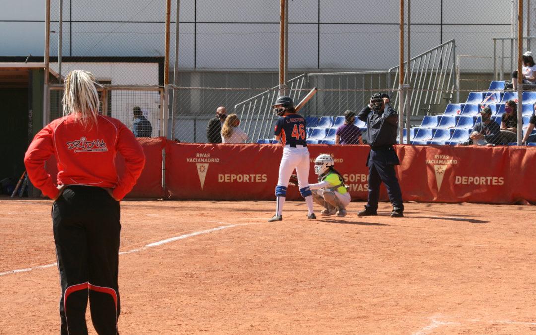 Competiciones Estatales Sófbol Femenino 2021